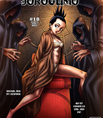 Porn Comics - 100 Ways To Become A Monster 18 – Jorogumo