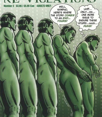 Porn Comics - The Matrixxx 3 – Re-Violations