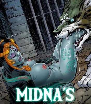 Porn Comics - Midna's Twilight