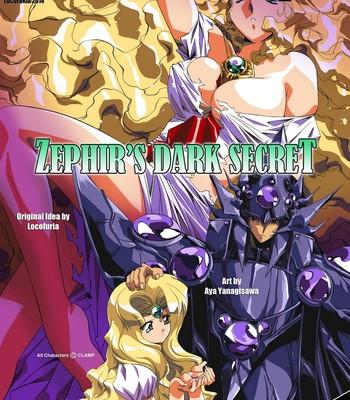 Porn Comics - Zephir's Dark Secret Sex Comic