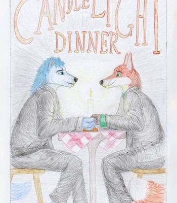 Porn Comics - Candlelight Dinner