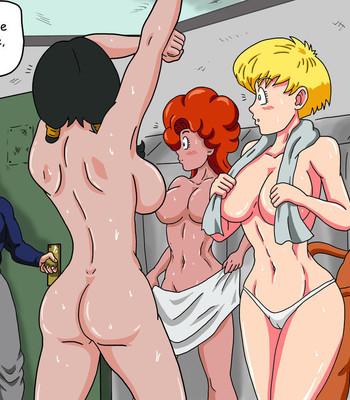 After Gym Class comic porn sex 006