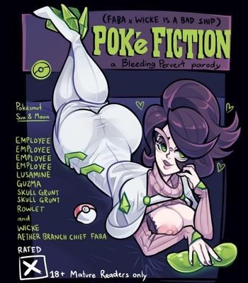 Porn Comics - Poke Fiction