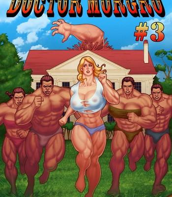 Porn Comics - The Island Of Doctor Morgro 3