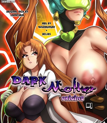 Porn Comics - Dark Mother Origins 1