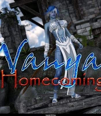 Porn Comics - Vanya – Homecoming