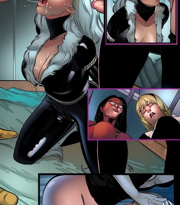 The Cat And The Spiders comic porn sex 004