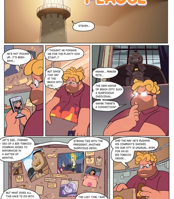 Porn Comics - Plague