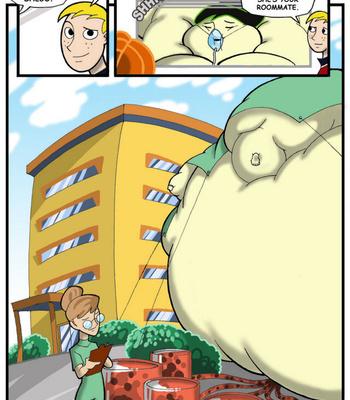 Kim Possible – Grande-Size Me! comic porn sex 022