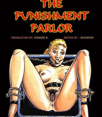 Porn Comics - The Punishment Parlor