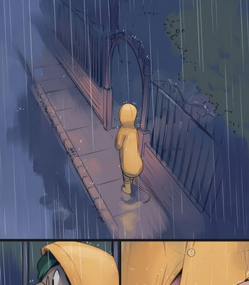 Porn Comics - Downpour