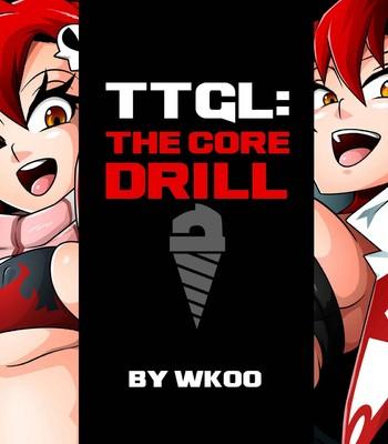 Porn Comics - TTGL – The Core Drill Sex Comic