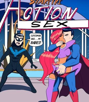 Porn Comics - Action Sex