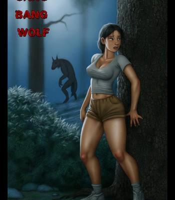Porn Comics - Gang Bang Wolf