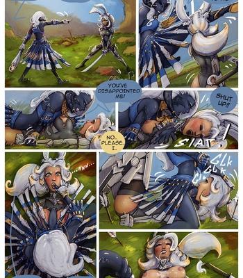 Porn Comics - Sypha's Adventures – Sadu's Slave