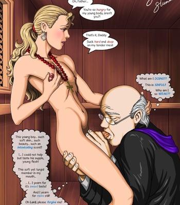Alexis – My Confession comic porn sex 006