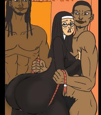 Porn Comics - Sister O'Malley 2