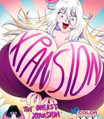 Porn Comics - The Breast Xpansion Xperience 1
