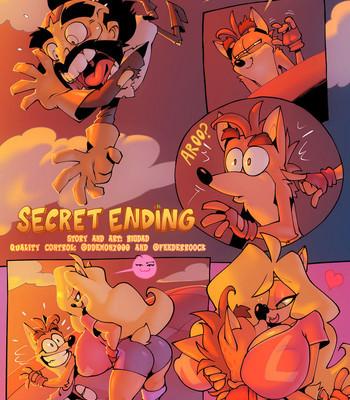 Secret Ending comic porn sex 002