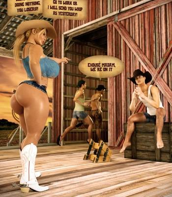Taming Leonora Sex Comic sex 003