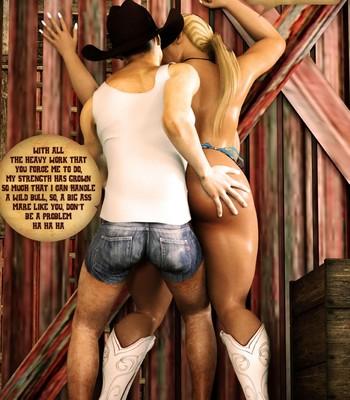 Taming Leonora Sex Comic sex 008