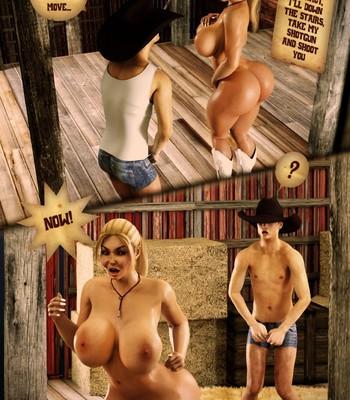Taming Leonora Sex Comic sex 011