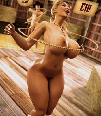 Taming Leonora Sex Comic sex 012