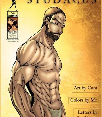 Porn Comics - Studacus Sex Comic