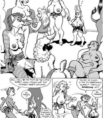Party Girls comic porn sex 002