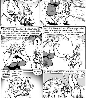 Party Girls comic porn sex 006