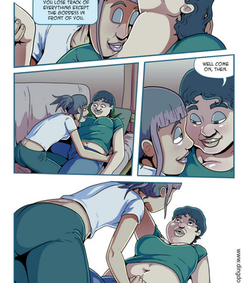 Quickies 1 comic porn sex 004