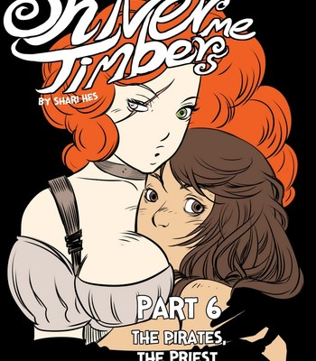 Porn Comics - Shiver Me Timbers 6 – The Pirates, The Priest And The Pervy Spirit 1 Sex Comic