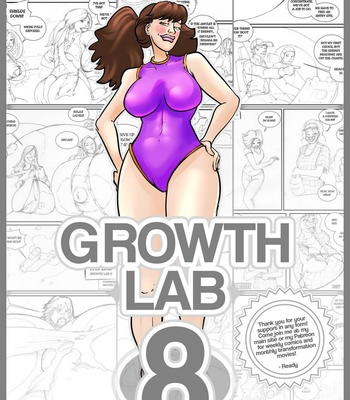 Porn Comics - Growth Lab 8 (Remastered)
