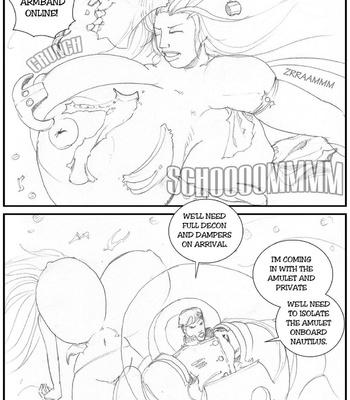 Growth Lab 8 (Remastered) comic porn sex 018