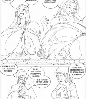 Growth Lab 8 (Remastered) comic porn sex 023