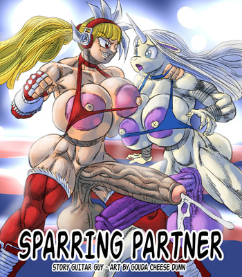 Porn Comics - Sparring Partner