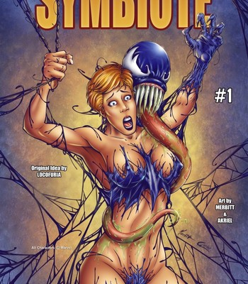 Porn Comics - Symbiote 1