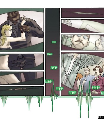 Underworld – Dark Carnival 2 comic porn sex 002