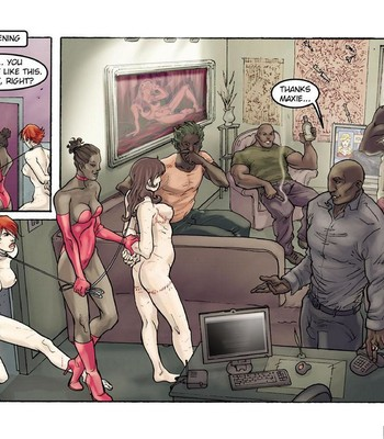 Underworld – Dark Carnival 2 comic porn sex 040