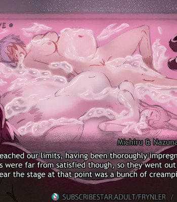 Michiru & Nazuna Berserk Beast Gangbang comic porn sex 046