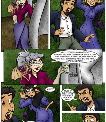 Mazes And Moonsters comic porn sex 003