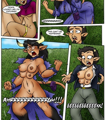 Mazes And Moonsters comic porn sex 004