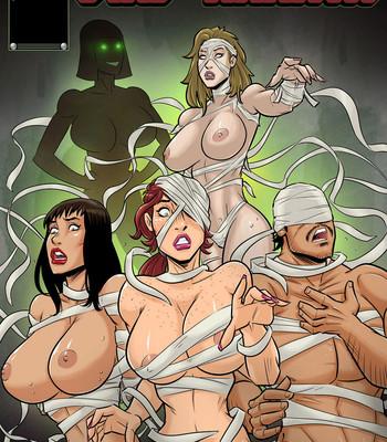 Porn Comics - Curse Of Bind-Ananth