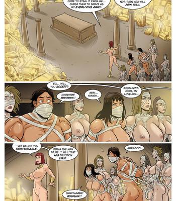 Curse Of Bind-Ananth comic porn sex 010