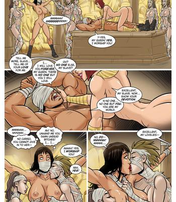 Curse Of Bind-Ananth comic porn sex 011