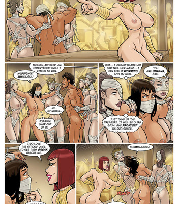 Curse Of Bind-Ananth comic porn sex 012