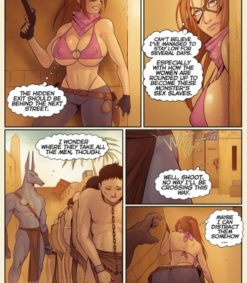 Tales Of Opala – In The Shadow Of Anubis 1 comic porn sex 003