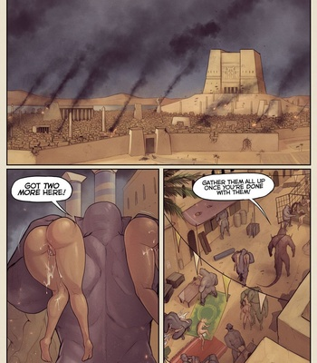 Tales Of Opala – In The Shadow Of Anubis 1 comic porn sex 006