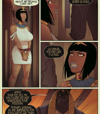 Tales Of Opala – In The Shadow Of Anubis 1 comic porn sex 011