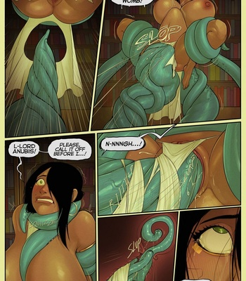 Tales Of Opala – In The Shadow Of Anubis 1 comic porn sex 019